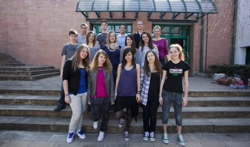Klassenfotos Mai 2012