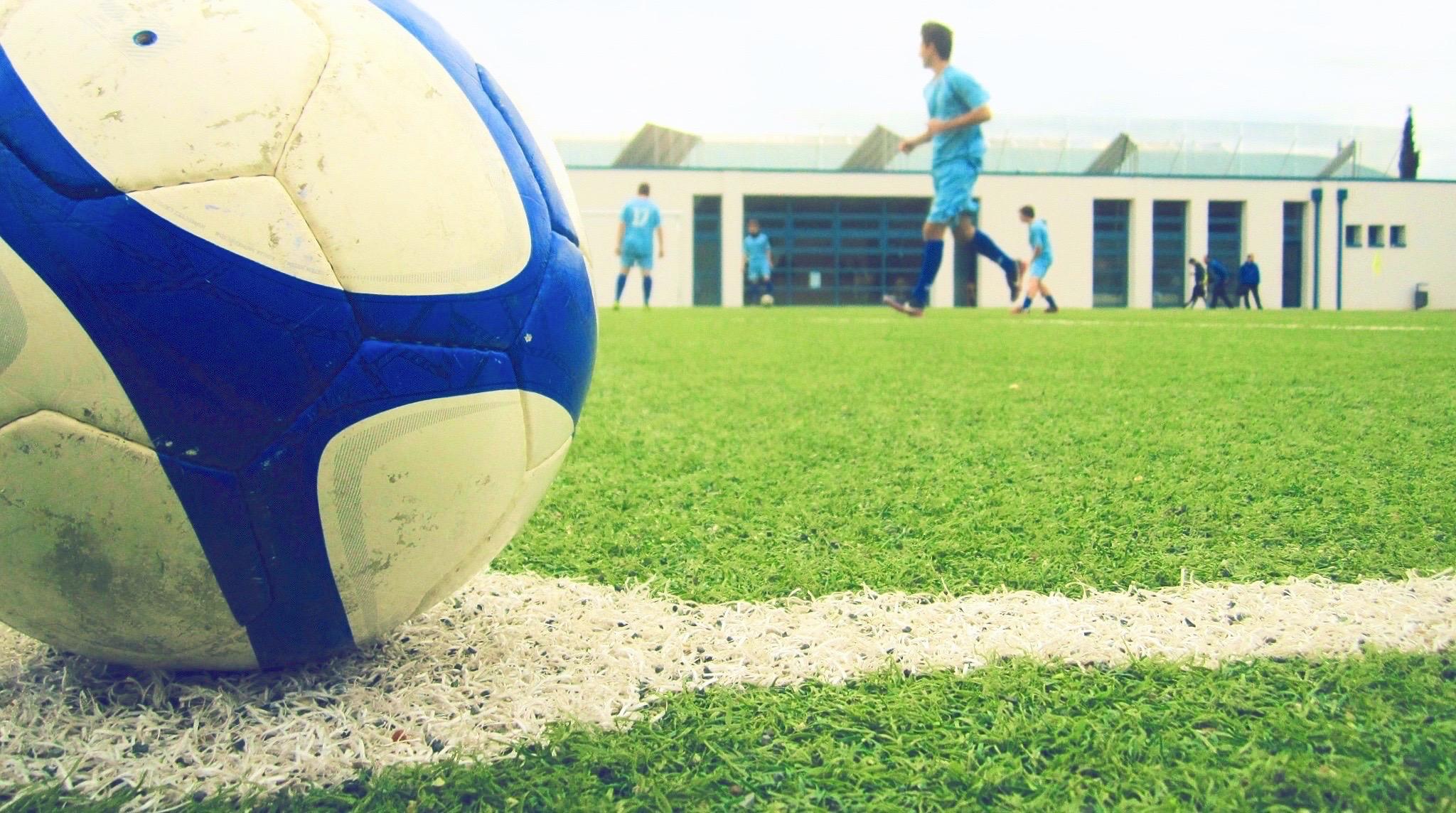 Fußball AG Oberstufe
