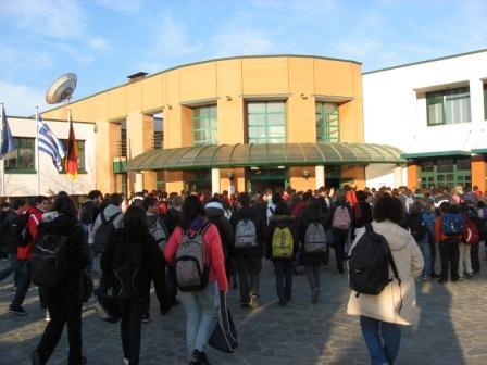 schule eingang 2010