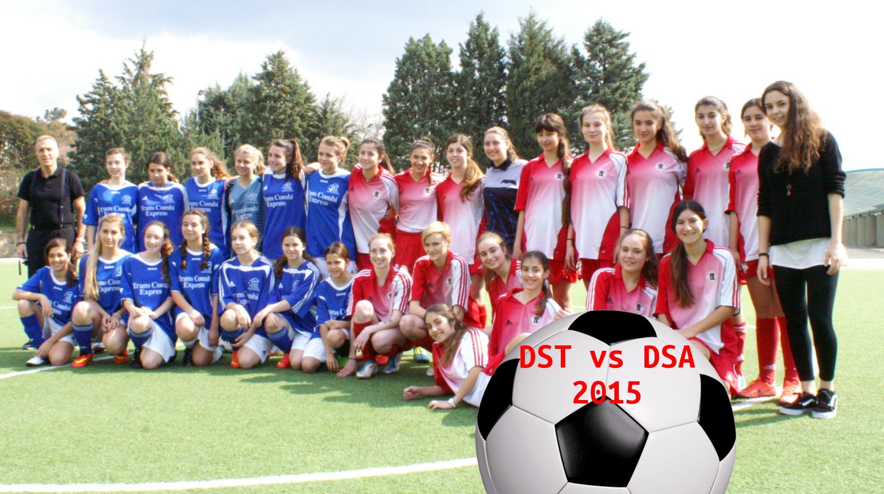 Sportbegenung DST - DSA 2015