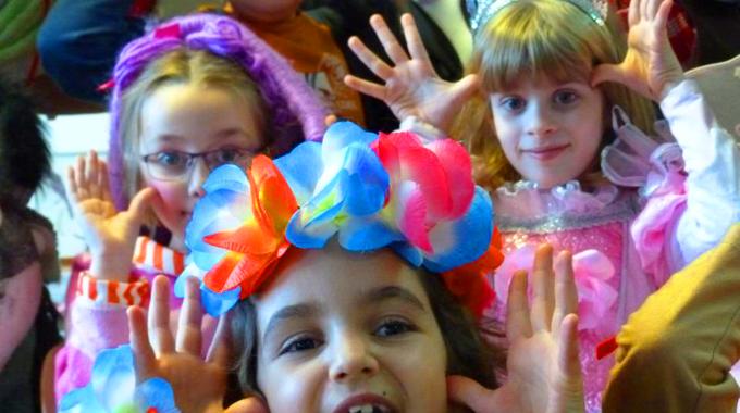 TsignoPempti in der Grundschule 2015