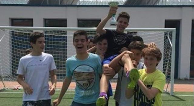 DST-Schulmeister Im Fußball
