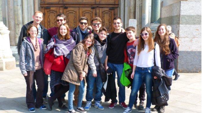 JUMU-Landeswettbewerb In Mailand