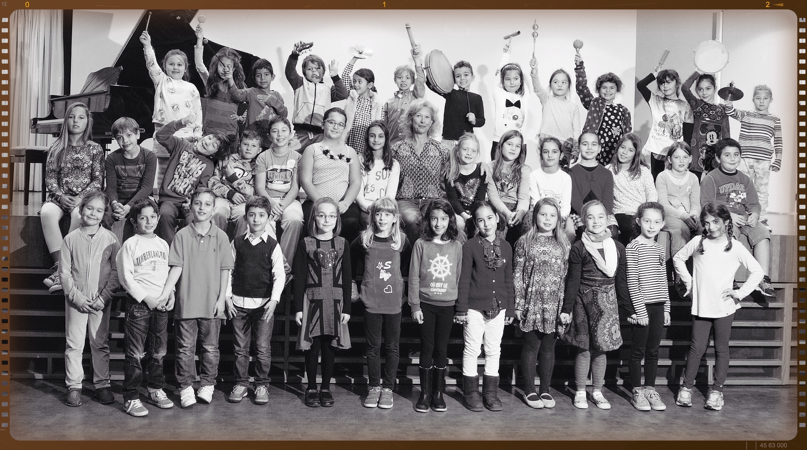 Chor AG Grundschule