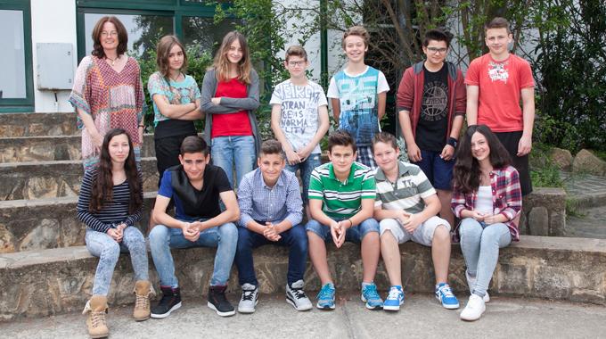 Klasse 7a