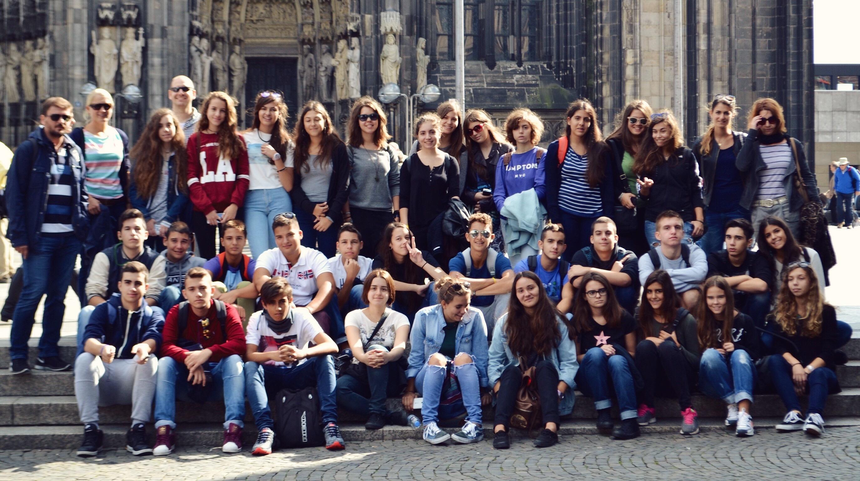 Schüleraustausch Euskirchen