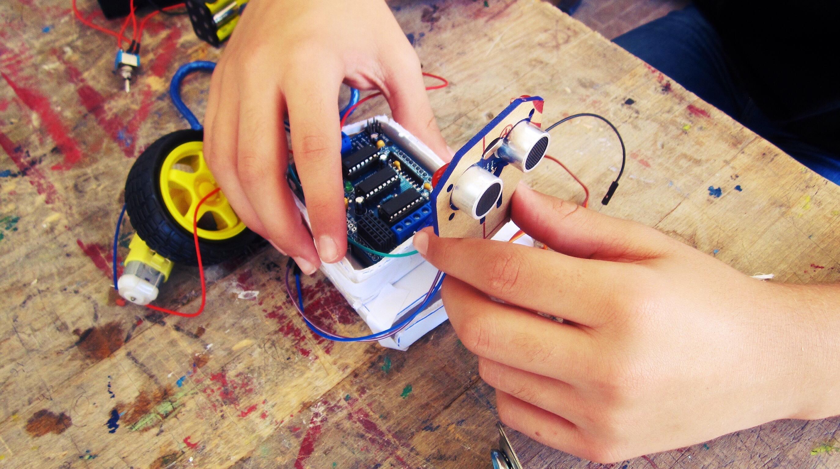 Robotik Workshop 01