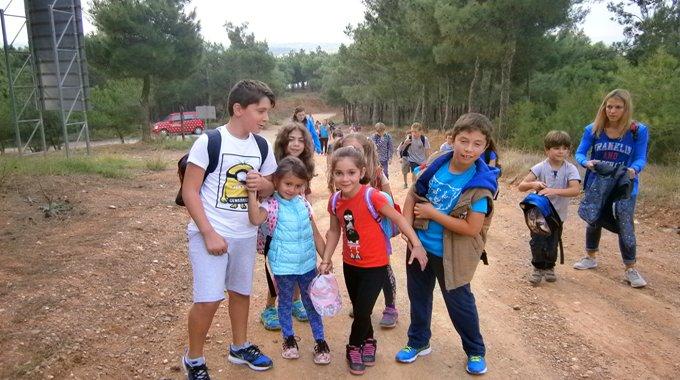 Wandertag Der Grundschule