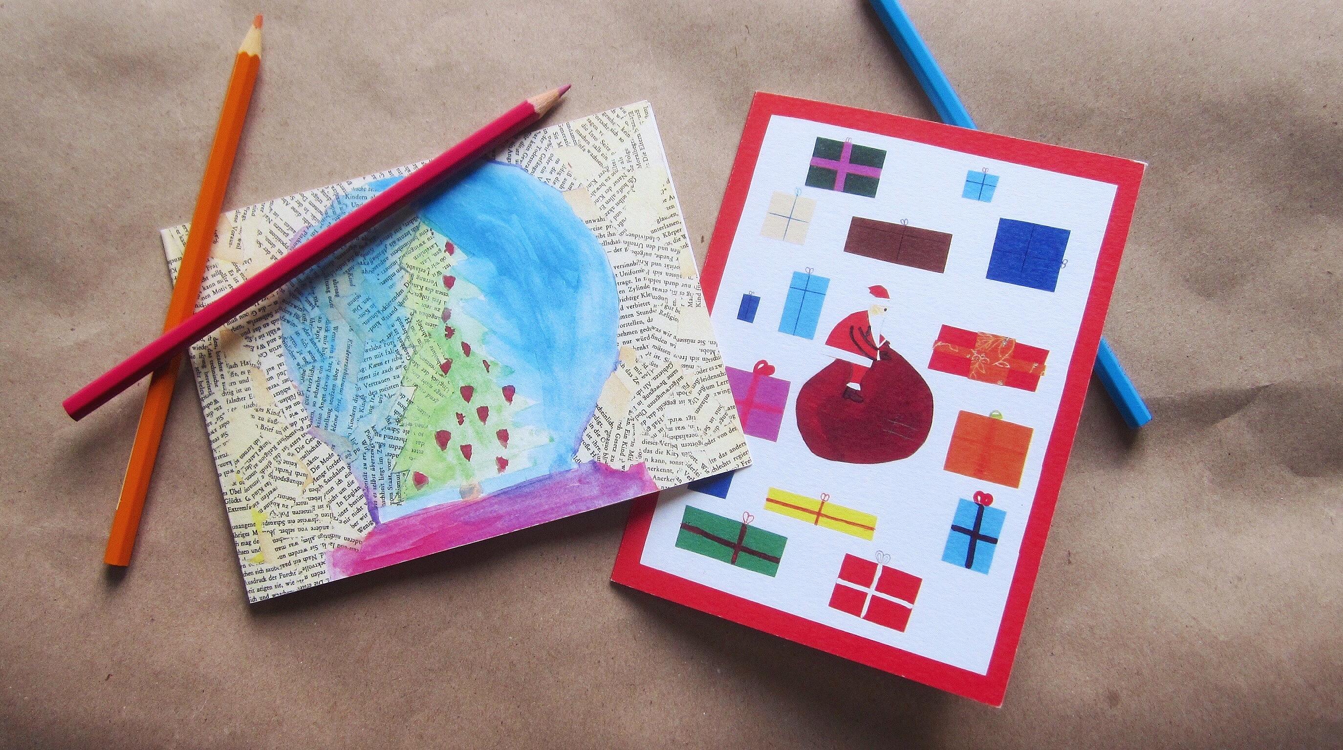 Weihnachtskartenaktion
