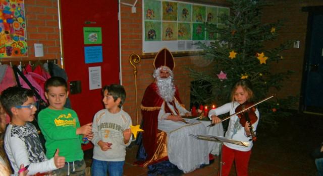 Nikolausfeier In Der Grundschule