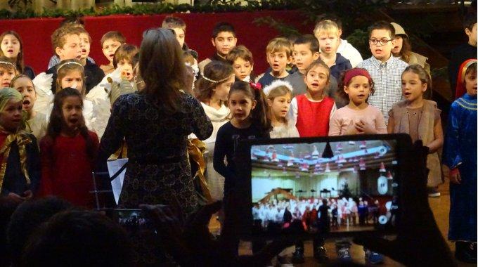 Weihnachtsfeier Der Grundschule