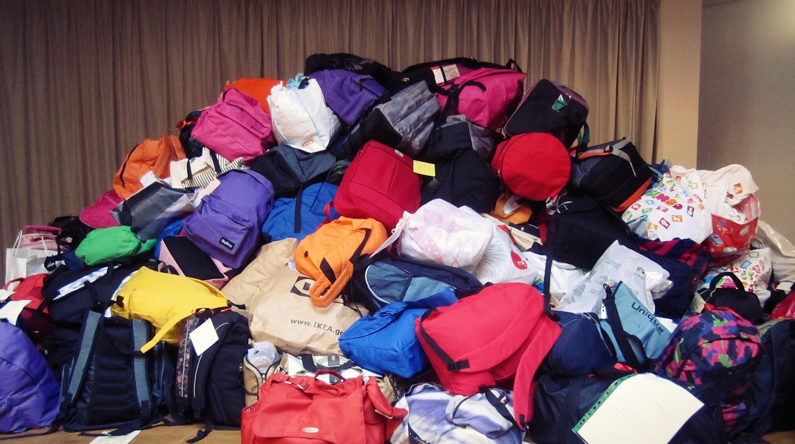 Pack-a-bag