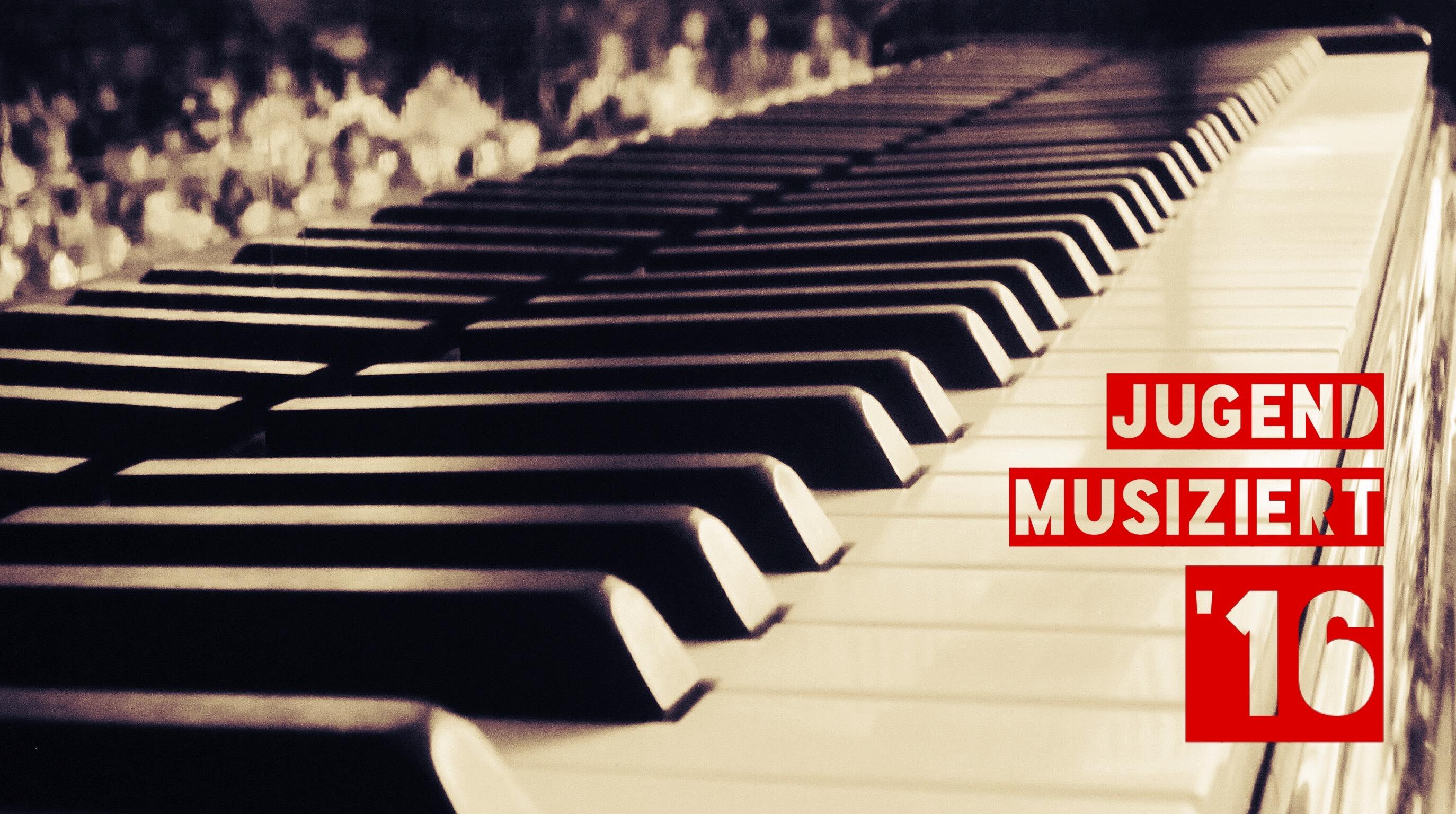 Jugend musiziert 2016 – Regionalwettbewerb Thessaloniki