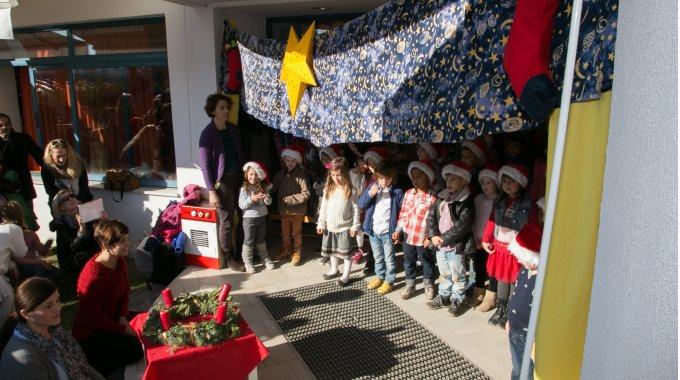 Weihnachtsfeier Im Kindergarten