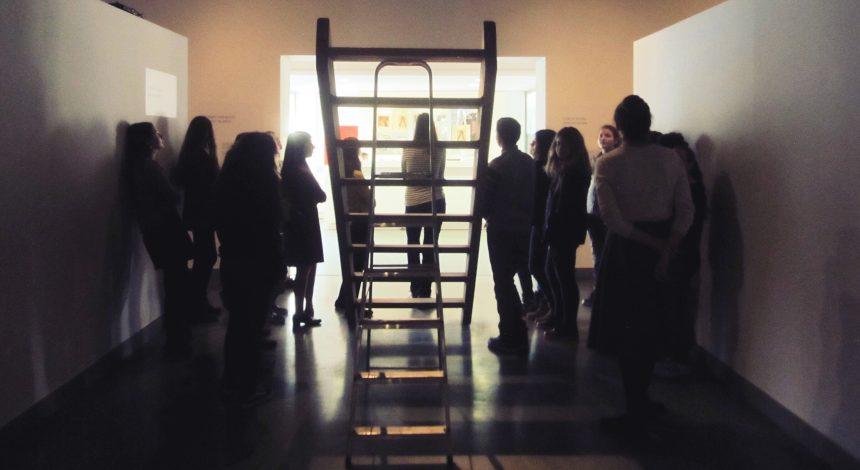 Besuch Im Zentrum Der Gegenwartskunst