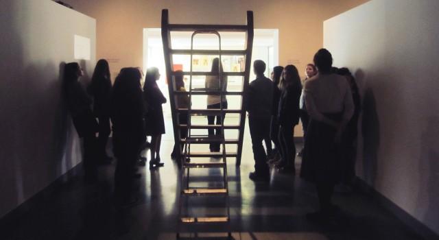 Besuch Im Kunstmuseum 01