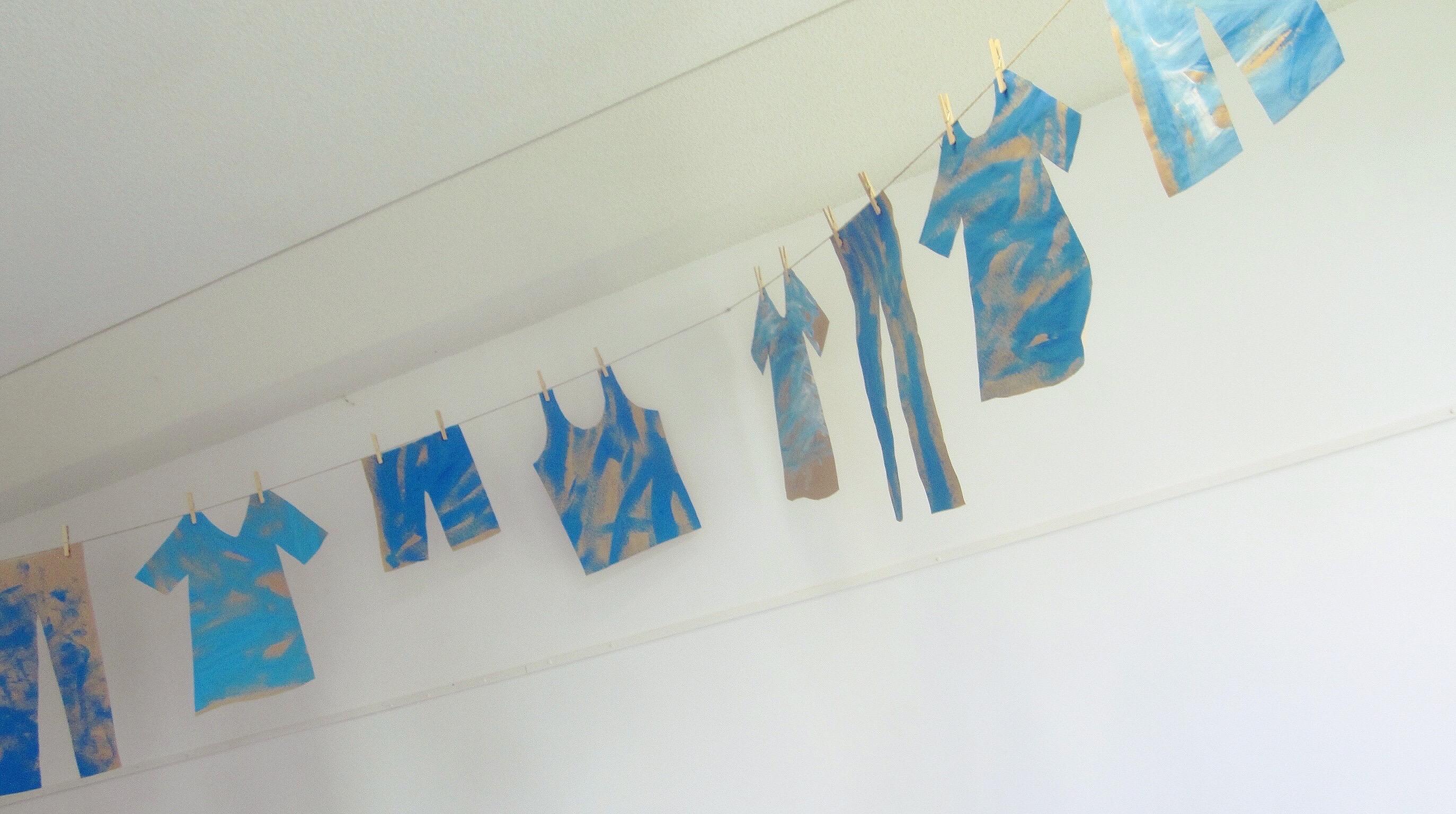 Kunstwäsche