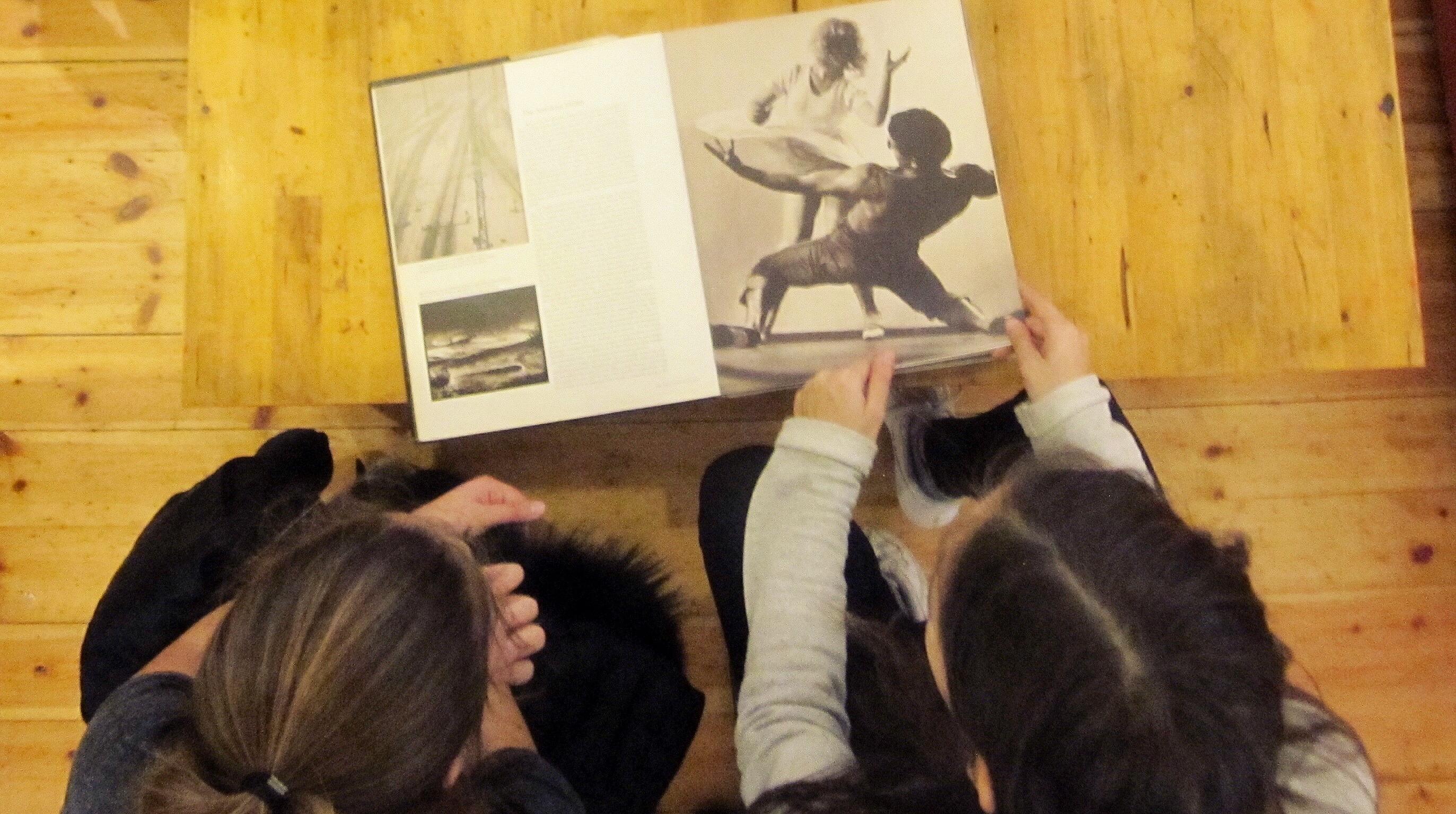 Besuch In Der Fotoschule