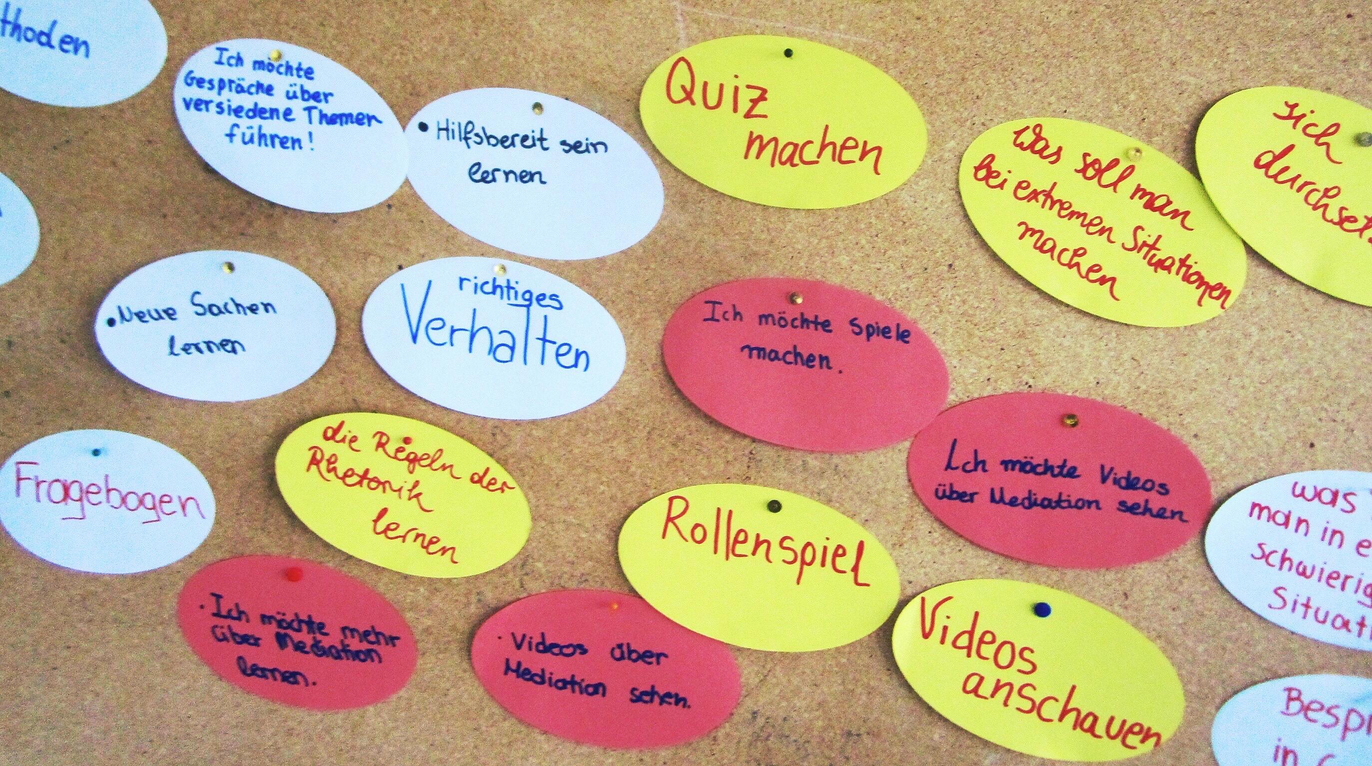 Fortbildung Mediation