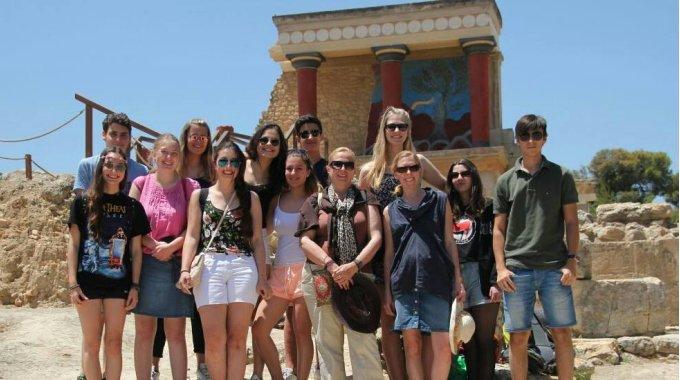 Klassenfahrt Nach Kreta