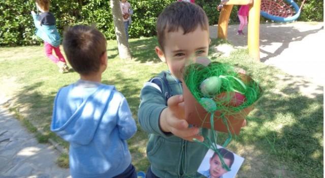 Ostern Im Kindergarten 2016