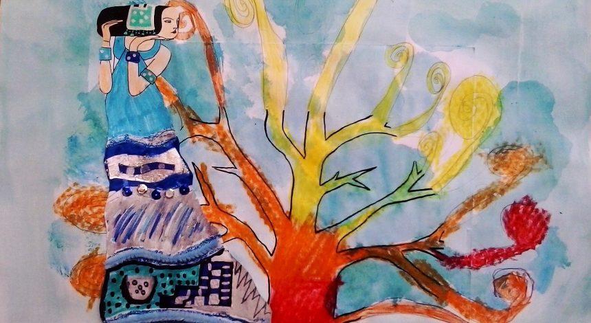 Kunst Aus Der Grundschule