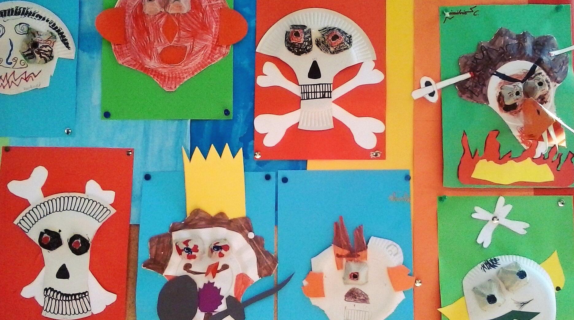 Kunst In Der Grundschule 2016