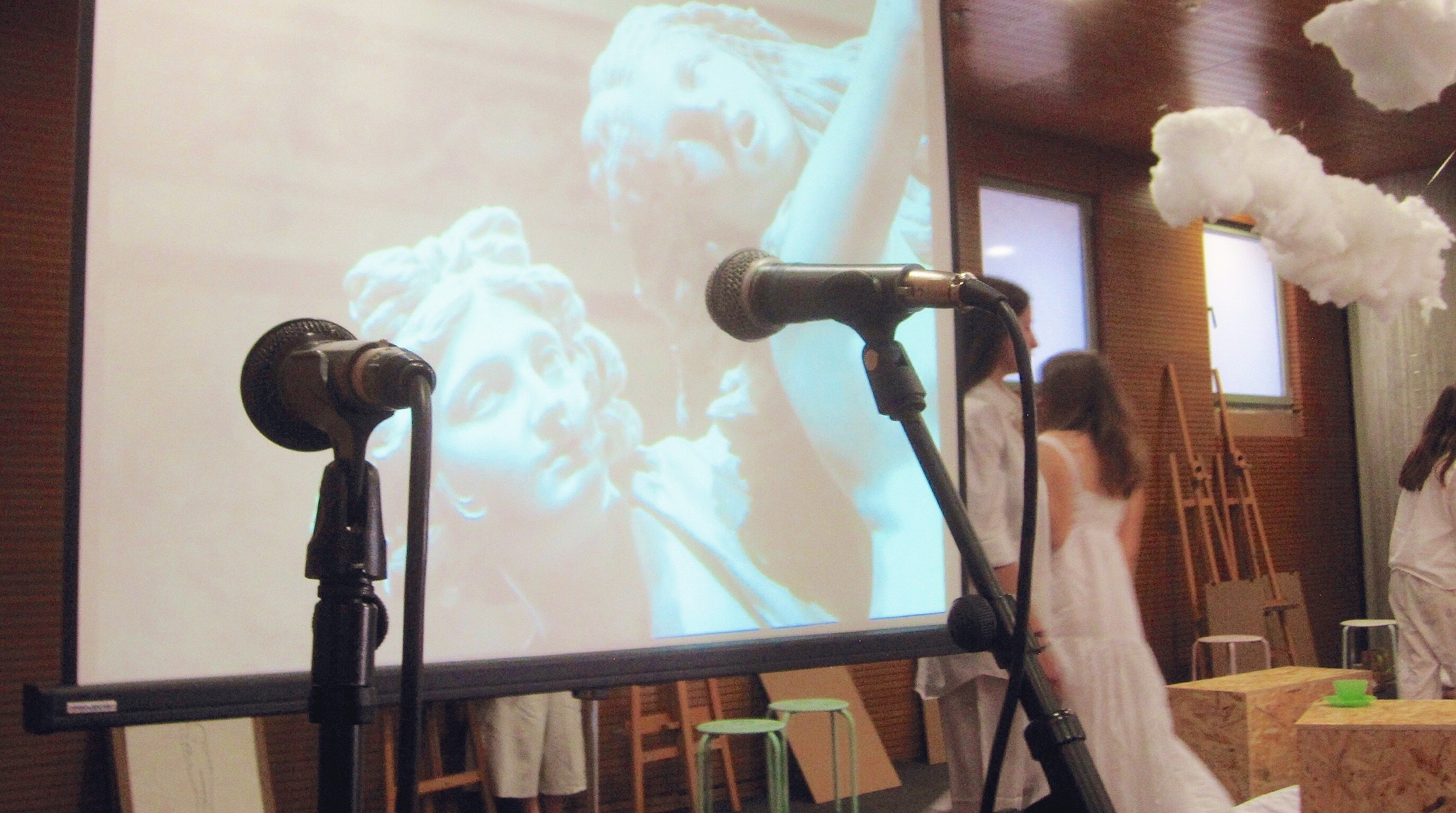 Metamorphosen Auf Dem Sprachenfestival