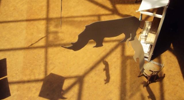 """Aufführung """"Das Rhinozeros"""""""