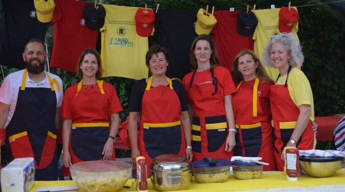 Die DST Auf Dem «Food For Good» Festival