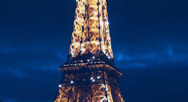 Paris-Abend 2016
