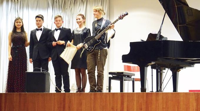 Preisträgerkonzert 2016