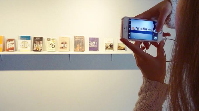 Museum der Gegenwartskunst mit der Kunst AG