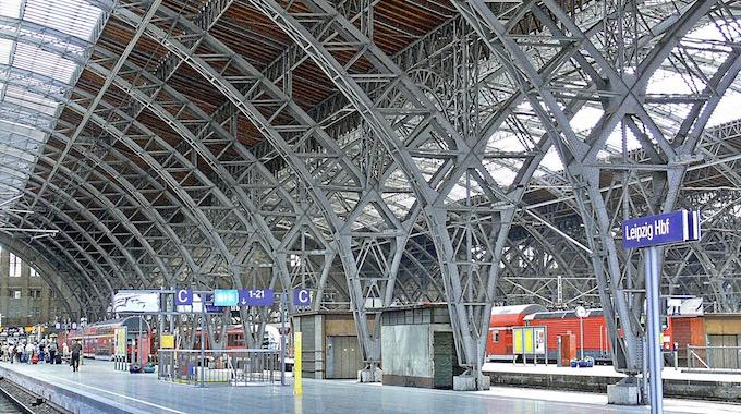Austauschfahrt Leipzig 2017