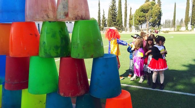 Grundschule Fasching 2017
