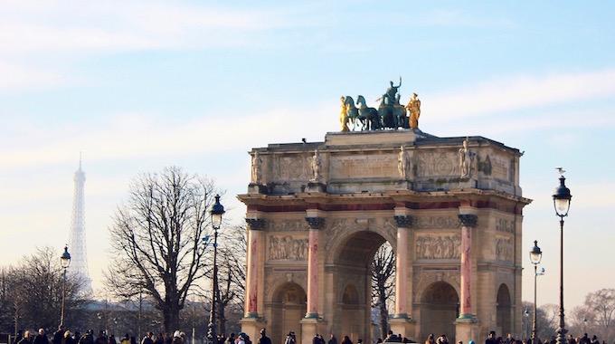 Parisfahrt, 11a