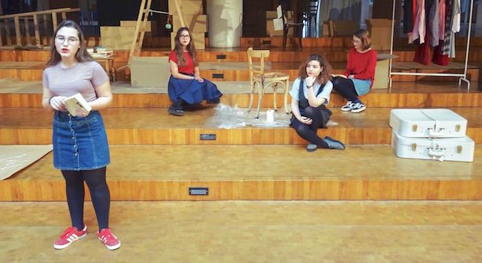 Interkulturelles Theater: Sehnsuchtsort