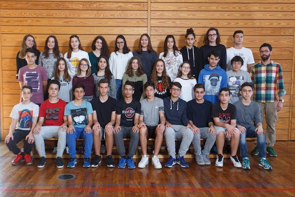 Klassenfotos 2016/17