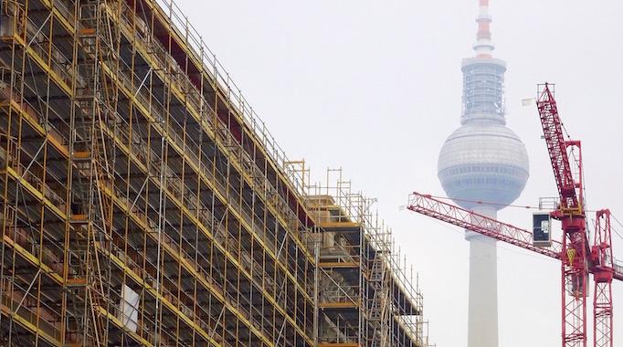 Chorreise Berlin