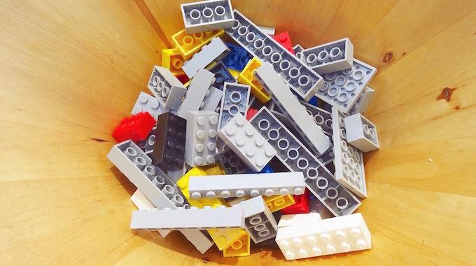 Leitbild - Legos im Hause
