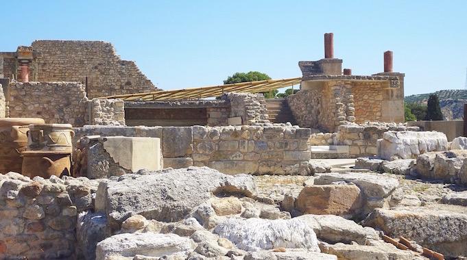 Klassenfahrt 10a Kreta 2017