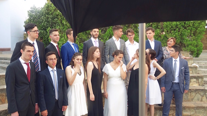 Abiturfeier Der Gr. Abteilung 2017