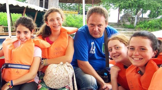 Ausflug An Den Kerkini-See