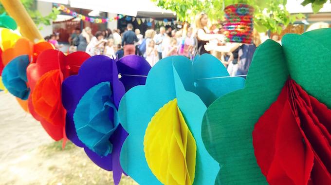 Sommerfest Im Kindergarten 2017