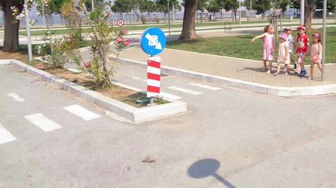 Verkehrssicherheit Mit Den Augen Der Kinder