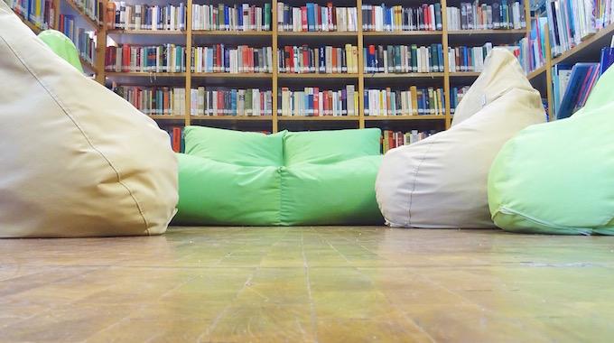 Νέα χρονιά, νέα βιβλιοθήκη
