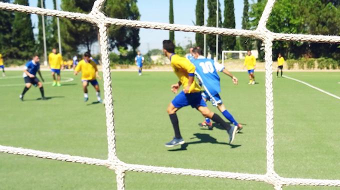 Ποδοσφαιρικός αγώνας «μαθητές εναντίων καθηγητών»