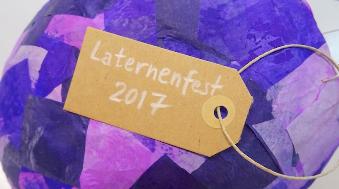 Laternenfest GS