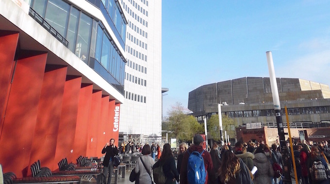 Studienfahrt Leipzig