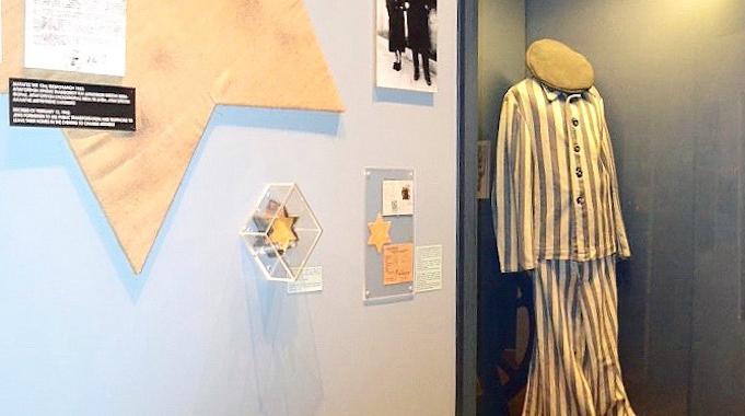 Besuch Des Jüdischen Museums